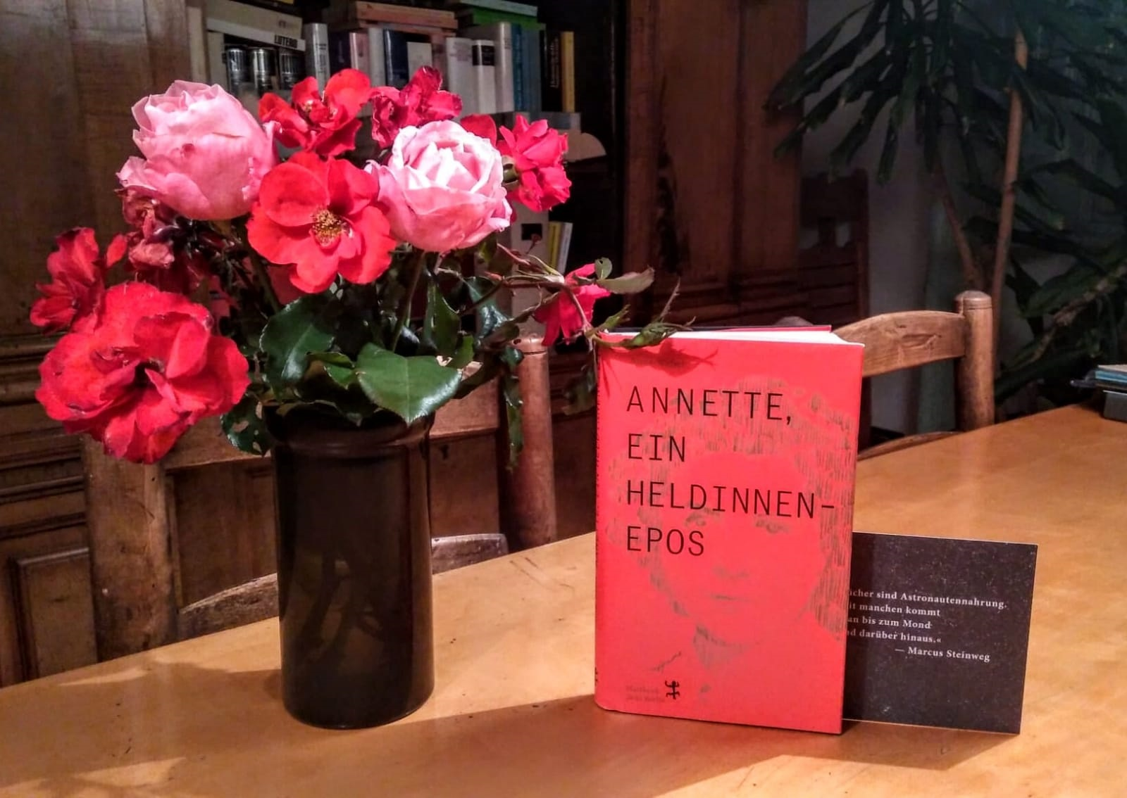 The German Book Prize 2020 goes to Anne Weber